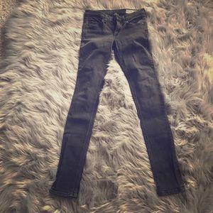 Rag & bone denim stretchy jeans